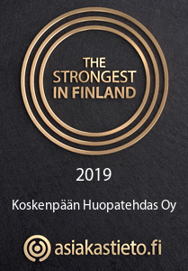 Strongest in Finland 2019